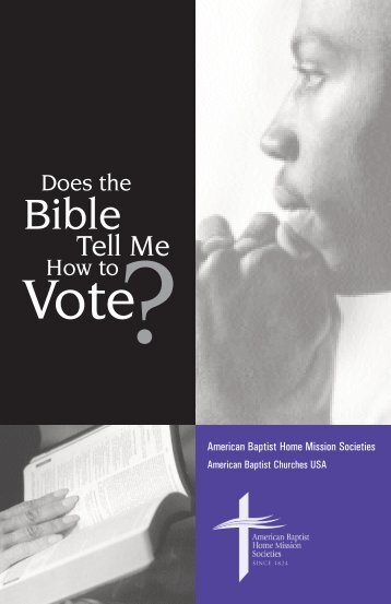 Does the Bible Sept 2014