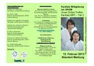 Flyer MRT Teil 2 - 2013-02-12