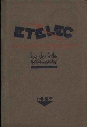 ETELEC, électro-mécanique de Strasbourg - Ultimheat