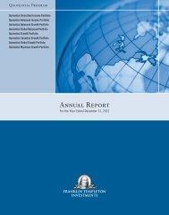 printmgr file - Franklin Templeton Investments