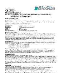 AIB-30086 - Nordic Biosite