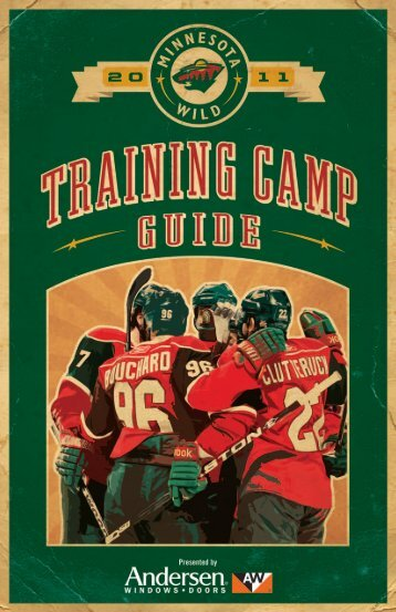 Training Camp - Minnesota Wild