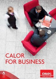 Business Brochure - Calor Gas