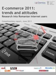 E-commerce 2011 - Gemius