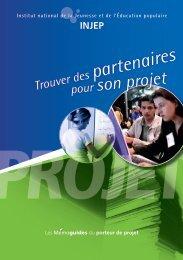 Trouver des partenaires pour son projet - INJEP - (CRIJ) Limousin
