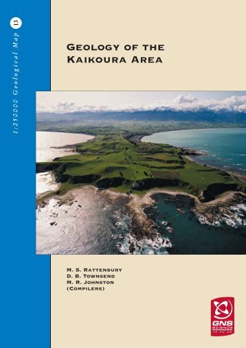 Geology of the Kaikoura Area - GNS Science