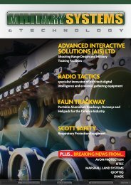 ais - Military Systems & Technology