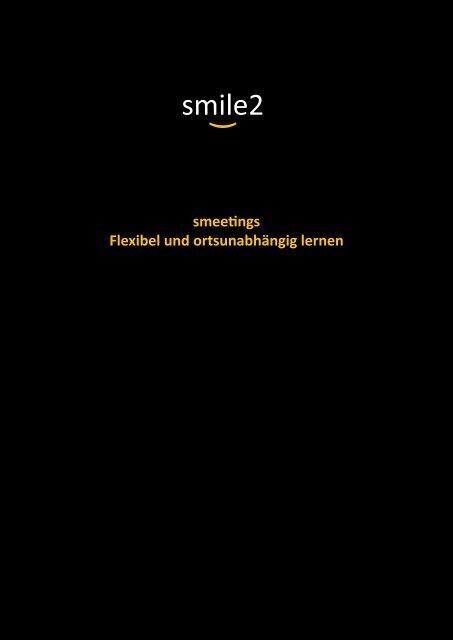 Smile2 smeetings (PDF-Format)