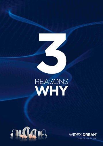 REASONS - Widex