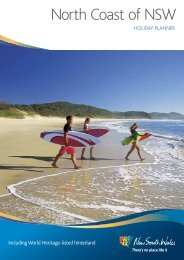 North Coast of NSW North Coast of NSW - Sydney's official guide to ...