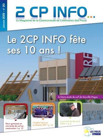 Dossier - Communauté de communes des Pieux