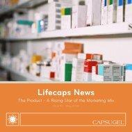 Lifecaps News - Healthcare Marketing Dr. Umbach & Partner
