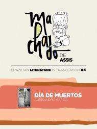 Día De muertos - Machado de Assis - Fundação Biblioteca Nacional