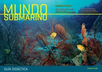 Guia didactica Mundo Submarino - Axa
