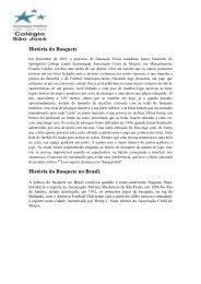 Basquete - Associação Palotina