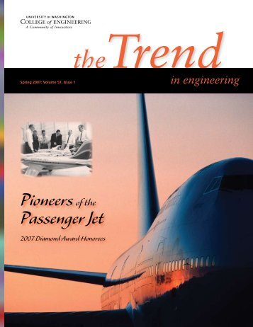 The Trend - College of Engineering - University of Washington