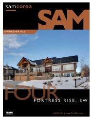 fortress rise, sW - Sam Corea