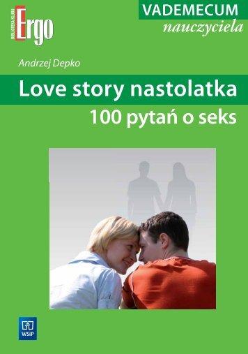 Love story nastolatka - Sklep Internetowy WSiP