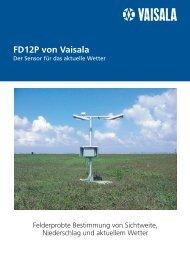 FD12P Broschüre auf Deutsch - Kelag Kuenzli Elektronik AG