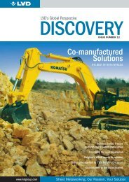 Discovery Newsletter 12 - LVD