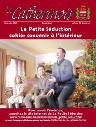 La Petite Séduction cahier souvenir à l'intérieur - Ville de Sainte ...
