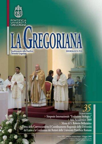 Università Gregoriana - Pontifical Gregorian University