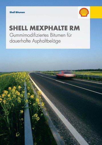 shell mexphalte rm