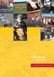 The Crocus Project - Holocaust Education Trust of Ireland