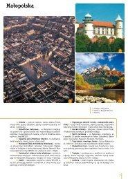 Kraków, Małopolska - katalog atrakcji i produktów turystycznych