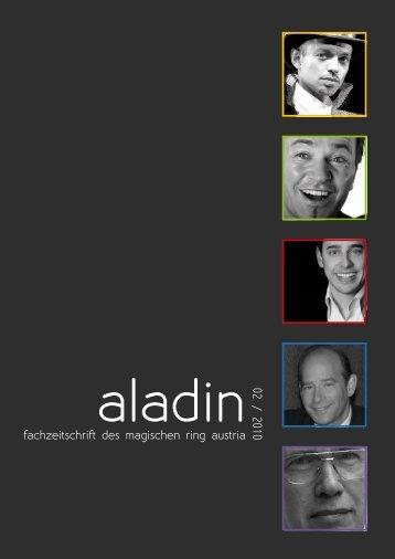 fachzeitschrift des magischen ring austria 02 / 2010