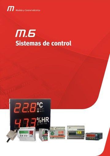 Sistemas de control - Dielectro Industrial