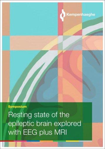 Kaart Resting state of the epileptic brain explored ... - Kempenhaeghe