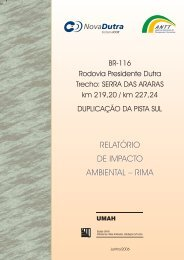 RELATÓRIO DE IMPACTO AMBIENTAL – RIMA ... - Firjan