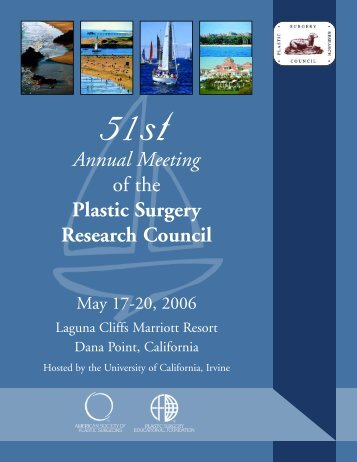 51st Annual Meeting - Plastic Surgery Research Council