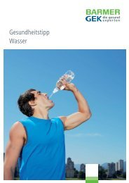 Gesundheitstipp April 2012 - Potsdamer Laufclub