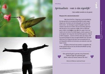 Eenvoudig spiritueel - SimplifyLife