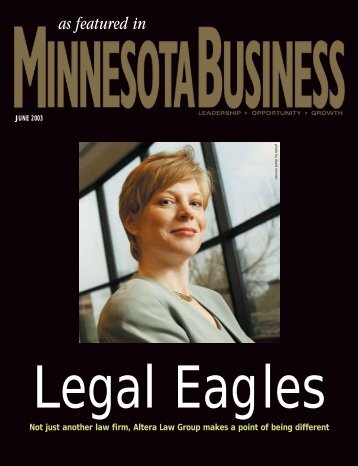 as featured in - Altera Law Group