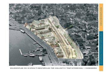 Helhedsplan og dispositionsforslag for trafikterminal i Svendborg
