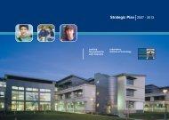 Strategic Plan 2007 - 2013 - Letterkenny Institute of Technology