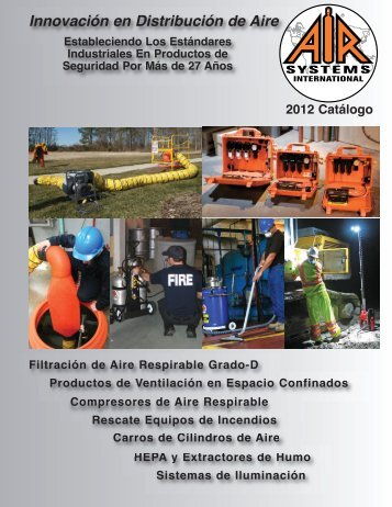 Compresores de Aire Respirable - Air Systems International