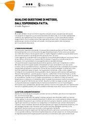 Arnaldo Bagnasco - Torino Strategica