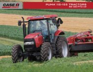 PUMA™ 115-155 TRACTORS - Centre Agricole.ca