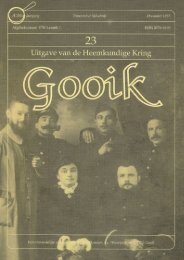 Fotoafdruk op volledige pagina - Heemkundige Kring van Gooik