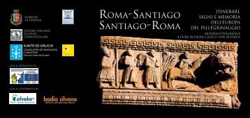 Roma-Santiago Santiago-Roma - Confraternita di San Jacopo di ...