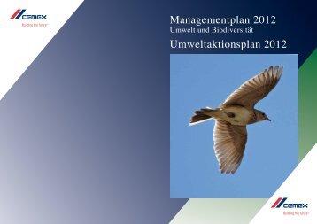 Managementplan 2012 - Cemex Deutschland AG