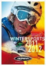 WINTERSPORTS - Alpina