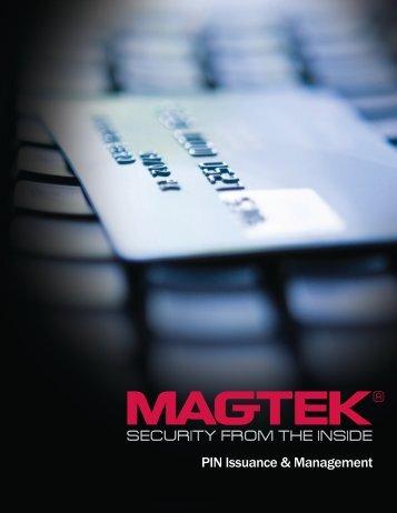 PIN Entry & Management - MagTek