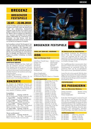 Bregenz - ACS-Reisen