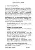Craniosacral Therapie und Atemarbeit Diplomarbeit - Seite 5