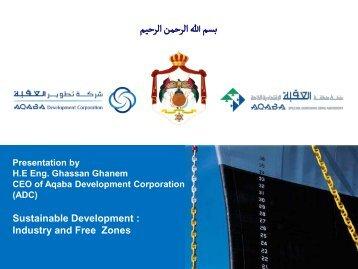 3_Ghanem_Aqaba Development Corporation